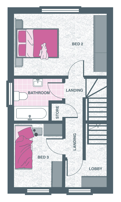 Eaton-first-floor